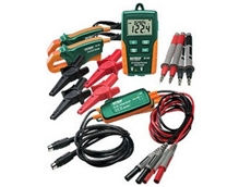 Extech's New Compact Electrical Data Loggers available from TRIO Test & Measurement
