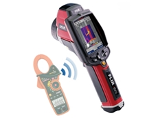 Flir i60 and b60 thermal imaging cameras with Bluetooth wireless connection now available from TRIO Test & Measurement