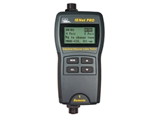 IENet PRO industrial Ethernet cable tester