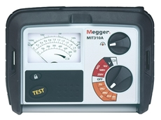 Megger MIT310A Analogue Insulation Testers