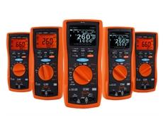 Agilent U1450A/U1460A series insulation resistance testers