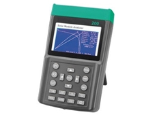 Prova 200 Solar Panel Analyzer