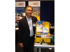 The Pro Logger II portable appliance testers at Safety in Action