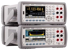 Keysight Truevolt Series digital multimeters