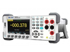 Siglent SDM3055 dual display multimeter