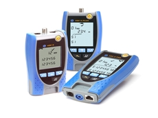 VDV II cable tester from Ideal Networks presented by Trio T&M