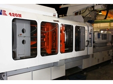 TTP Plastics by Design currently operates 15 plastic injection moulding machines