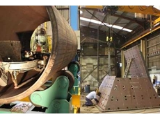 TW Woods heavy rolling, welding and fabrication capability