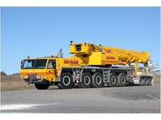 ATF 220G-5 all terrain crane