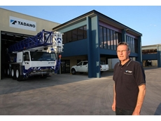 Tadano's new Sydney sales and service facility