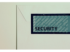 Pilferage is reduced by the use of Tamper Evident security seals