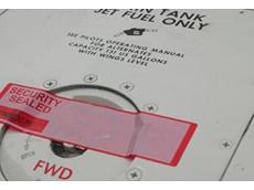 Tamper Evident's security labels can be customised with company names, logos and unique numbering