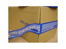 Tamper Evident Security Labels, Tape, Plastic and Metal Seals