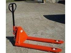 Hydraulic Pallet Jack released by Tampico Tools