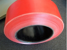 Polyurethane forklift tyre from Tango Forklift and Industrial Tyres