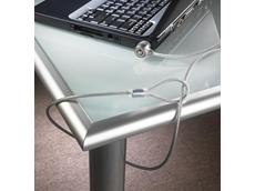 Defcon Key Lock to prevent laptop theft