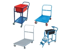 Industrial Trolleys from Team Systems
