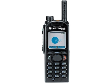 Motorola MTP850 Wide Area Digital Network