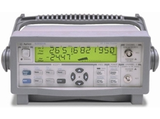 The compact Agilent 53151A CW 26.5GHz microwave frequency counter is now available to rent from TechRentals