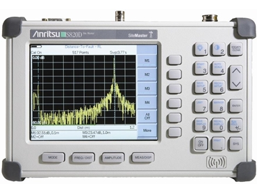Site Master Broadband Cable & Antenna Analyser S820D