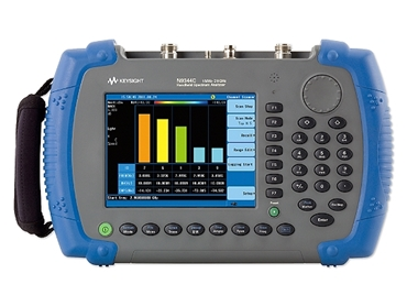 Keysight N9344C 20 GHz Spectrum Analyser with GPS