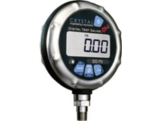 Crystal XP2i digital logging pressure gauge available from TechRentals