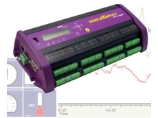 Datataker DT85 48Ch logger with USB memory stick download