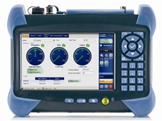 EXFO FTB-860G NetBlazer 10G Ethernet Tester available for rent from TechRentals
