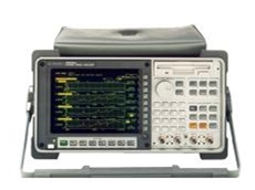 FFT analyser available from TR