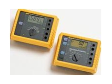 Fluke 1625/1623 earth ground testers