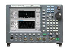 General Dynamics R8000B communications system analyser from TechRentals