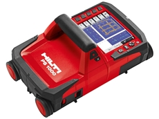 Hilti PS1000 X-scan Concrete Ground Penetrating Radar
