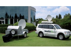 Mobile MVS Series of satellite antennas from TR