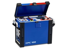 Omicron CPC-100 Multi-functional Primary Test System