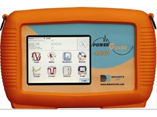 PowerGuide 4400 power monitoring instrument from TR