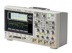 Rent the Agilent DSOX3024A digital storage oscilloscope from TechRentals