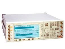 Rent the Agilent ESG-D E4433B 4 GHz RF digital signal generator from TechRentals