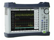 Rent the Anritsu S331E Site Master Cable and Antenna Testers from TechRentals