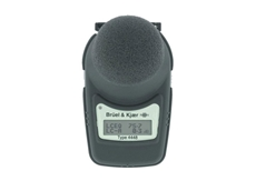 Rent the Brüel & Kjær 4448 personal noise dose meter from TechRentals