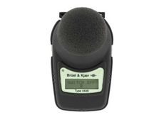 Rent the Brüel & Kjær's 4448 personal noise dose meters from TechRentals