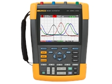 Rent the Fluke 190 Series II ScopeMeter from TechRentals