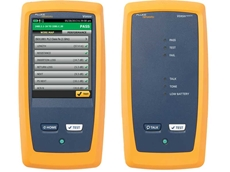 Fluke DSX-5000 cable analysers