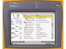 Rent the Fluke EtherScope Series II Network Assistant from TechRentals