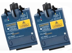 Rent the Fluke Multimode Fibre Module for DTX Cable Analysers from TechRentals