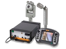 GE Everest Ca-Zoom 6.2 remote visual inspection system