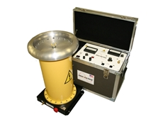 Rent the High Voltage Inc PFT Series portable AC hipot test set from TechRentals