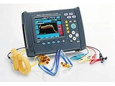Hioki 3196 power quality analyser