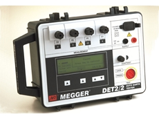 Rent the Megger DET2/2 auto earth testers from TechRentals
