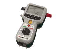 Rent the Megger MOM2 micro-ohmmeter from TechRentals