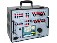 SVERKER 900 relay and substation test system